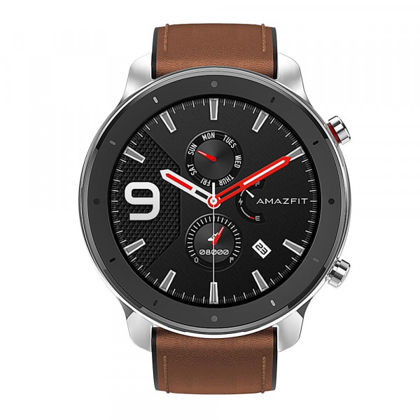 Smartwatch Huami Amazfit GTR 47mm Stainless Steel