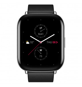 Smartwatch Huami Amazfit ZEPP E Square Polar Night Black