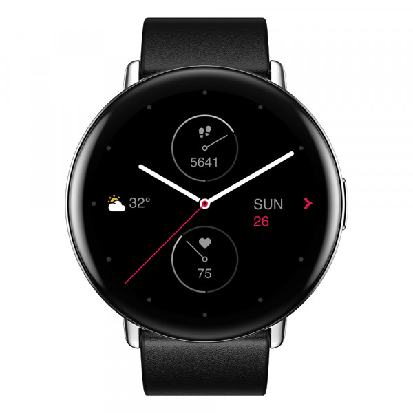 Smartwatch Huami Amazfit ZEPP E Circle Polar Night Black