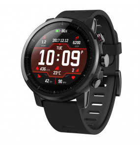 Smartwatch Huami Amazfit Stratos + Black